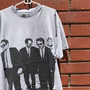 "Reservoir Dogs Tarantino ""KILLERS"" Gray T-Shirt"